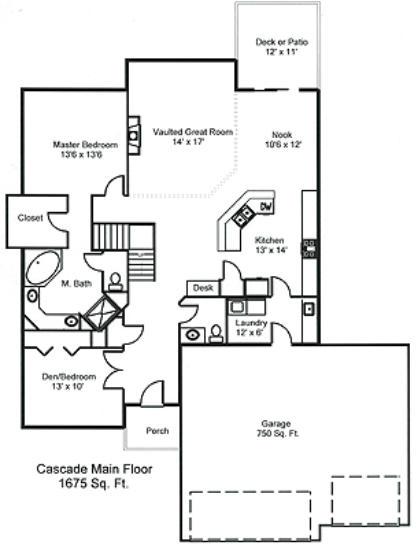 Spokane home builders new home construction eastern for Idaho home plans